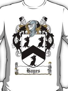 Hayes Coat of Arms (Donegal, Ireland) T-Shirt