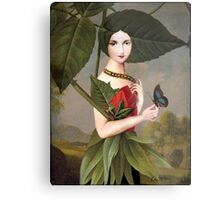 The Rose Garden Metal Print