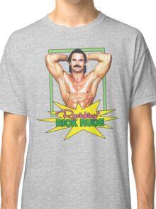 Ravishing Rick Rude Retro Design Classic T-Shirt