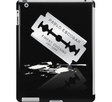 Escobar finest cocaine iPad Case/Skin