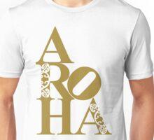 Aroha (love) to the people Unisex T-Shirt