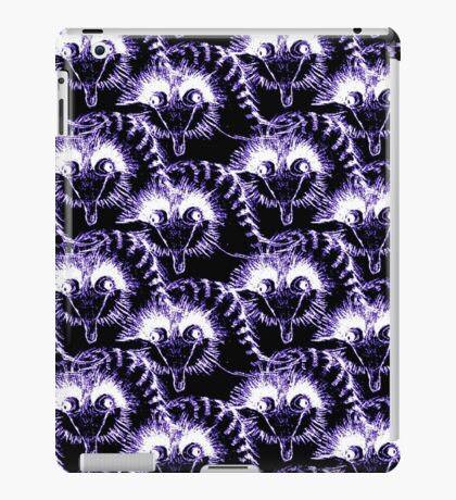 Wacky Weasel Purple iPad Case/Skin