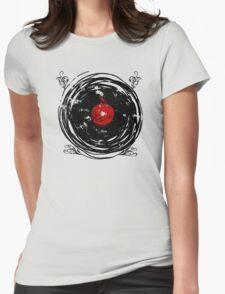 Enchanting Vinyl Records Vintage Twirls T-Shirt
