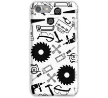 Tool Belt 1 iPhone Case/Skin
