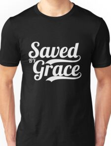 Saved By Grace - Christian Gifts Unisex T-Shirt