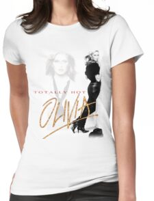 Oivia Newton-John - Totally Hot - 1979 Womens Fitted T-Shirt