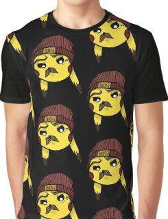 MustaCHU Graphic T-Shirt
