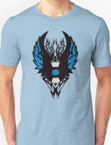 Vinyl Record Tribal Wings T-Shirt