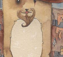 Psss...wanna kitten? Sticker