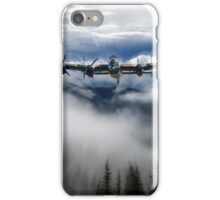The Bomber Threat iPhone Case/Skin