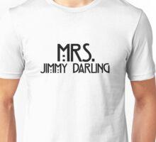 Mrs. Jimmy Darling Unisex T-Shirt
