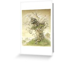My fairy tale(3) Greeting Card