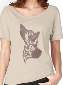 I hear you - German Shepherd Women's Relaxed Fit T-Shirt