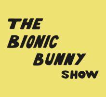 The Bionic Bunny Show Kids Tee