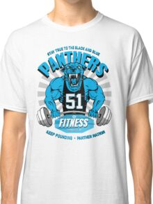 Panthers Fitness Classic T-Shirt
