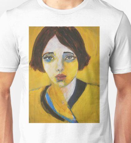 Portrait - model Unisex T-Shirt