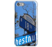 Street Signs iPhone Case/Skin