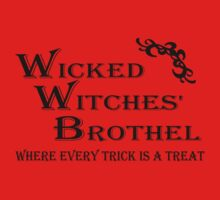 Wicked Witches' Brothel by Kipper Doodles