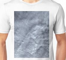 Canadian Pacific Ocean Clouds Satellite Image Unisex T-Shirt