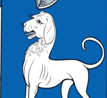 Hubbard Coat of Arms (Cork, Ireland) Sticker