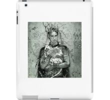 Prince and the little dragon iPad Case/Skin