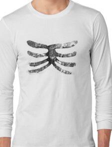 Skeleton Roughy Ribs  T-Shirt