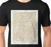 USGS TOPO Map Arkansas AR Mt Judea 260216 1940 62500 Unisex T-Shirt