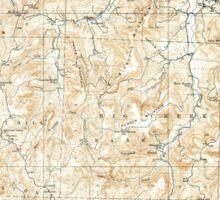 USGS TOPO Map Arkansas AR Mt Judea 260216 1940 62500 Sticker