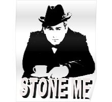 Tony Hancock - Stone Me Poster