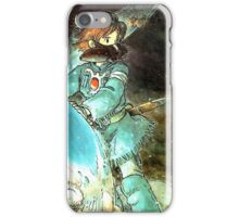 Nausicaa Of The Valley Of The Wind iPhone Case/Skin
