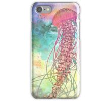 Space Jellyfish iPhone Case/Skin