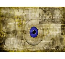 Eye of the born Photographic Print