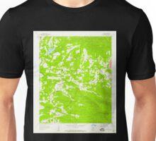USGS TOPO Map Arkansas AR Potter 259438 1958 24000 Unisex T-Shirt