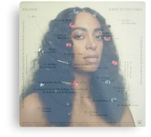 a seat at the table, solange Metal Print