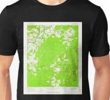 USGS TOPO Map Arkansas AR Donaldson 258356 1964 24000 Unisex T-Shirt