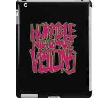 Horrible Nightmare Visions iPad Case/Skin