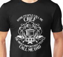 Dad - Chef Unisex T-Shirt
