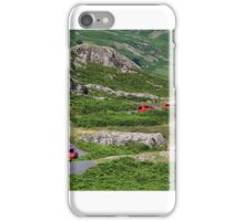 Red and Green Wasdale iPhone Case/Skin
