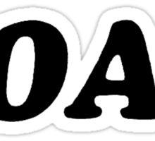 Soap - 70s US sitcom Sticker