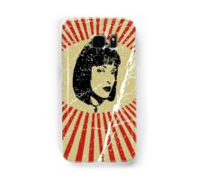 Pulp Faction - Mia Samsung Galaxy Case/Skin