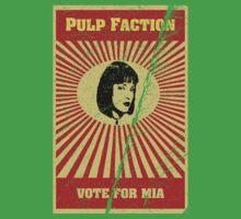 Pulp Faction - Mia Baby Tee
