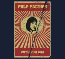 Pulp Faction - Mia One Piece - Short Sleeve