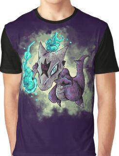 Alaskan Skull Dog Graphic T-Shirt