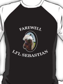 Farewell Li'l Sebastian T-Shirt