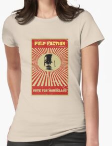 Pulp Faction - Marsellus Womens Fitted T-Shirt