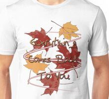 This Town - Autumn Leaves Unisex T-Shirt