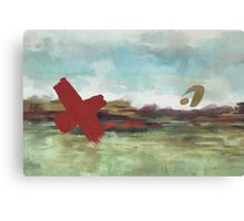 Men and Nature Canvas Print