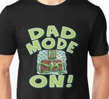 Father - Dino Dad Mode On Unisex T-Shirt