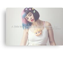 lots of poison Canvas Print