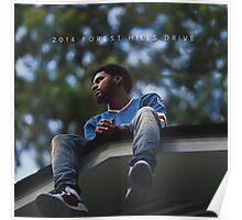 2014 Forest Hills Drive Poster